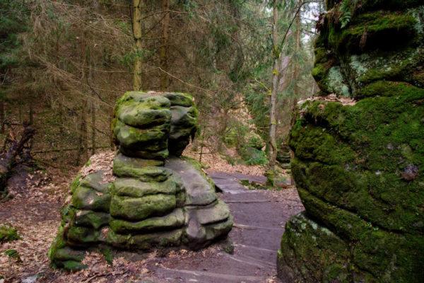 Begegnungen mit dem Reich der Steine - 12-20
