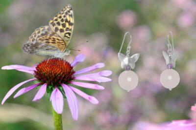 Begegnungen mit dem Reich der Steine_Schmetterlingschmuck -1000